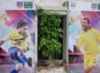 کراچی میں بین الاقوامی فٹبالرز کانمائشی میچ ،لیاری والوں کے مفت ٹکٹ کا اعلان