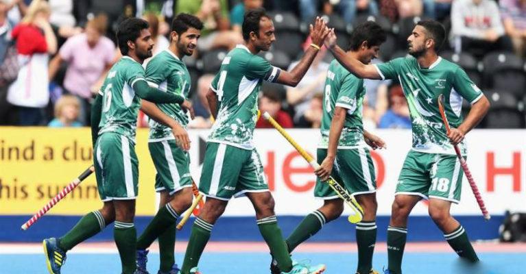 چار ملکی ہاکی ٹورنامنٹ کے لیے پاکستان ٹیم کا اعلان