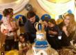 احمد شہزاد کے بیٹے کی پہلی سالگرہ کرکٹرز اور شوبز شخصیات کی شرکت نے چار چاند لگادیئے تصاویر دیکھ کر آپ بھی آنکھیں جھپکنا بھول جائیں گے