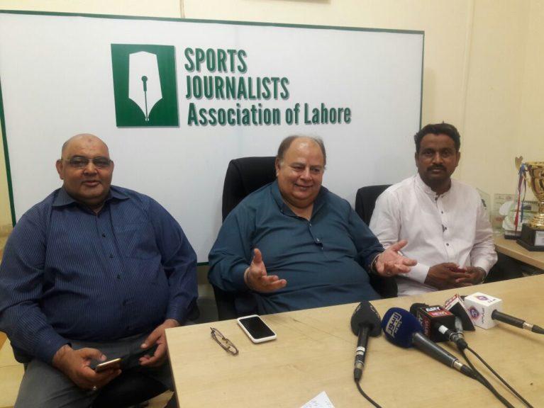 صدر پنجاب فٹ بال سردار نوید حیدر فٹبال کو زندہ کرنے کو پرعزم