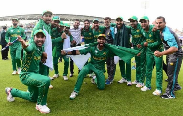 نئی ون ڈے رینکنگ پاکستان کس پوزیشن پر  آگیا ؟ آپ بھی جانیئے!