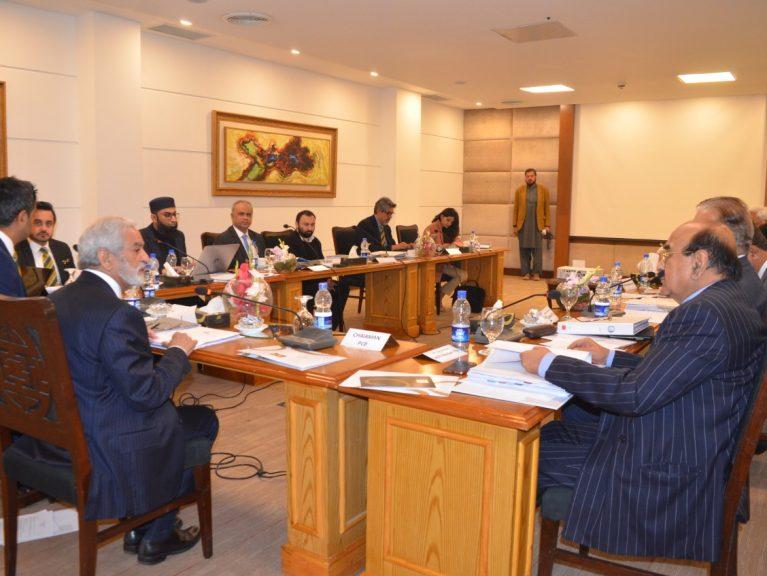 پی سی بی گورننگ باڈی کے پشاور اجلاس کی تفصیلات