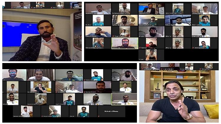 ناراض کھلاڑیوں کی اعلی ظرفی، شعیب کے بعد یونس خان کا ویڈیو لیکچر