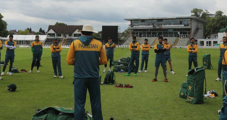 T20 کے لیے کھلاڑیوں کا چناٶ