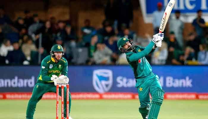 گل پکی ہو گٸی ۔ پاکستان جنوبی اافریقہ جاٸے گا