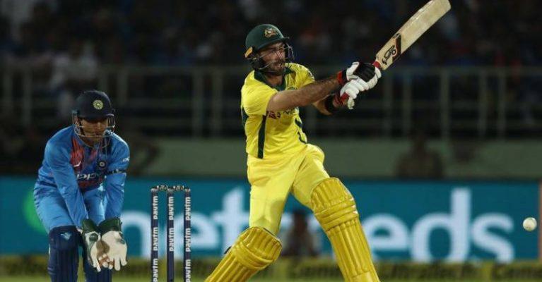 آسٹریلیا نے بھارت کو پہلے ٹی 20 میں شکست دے دی