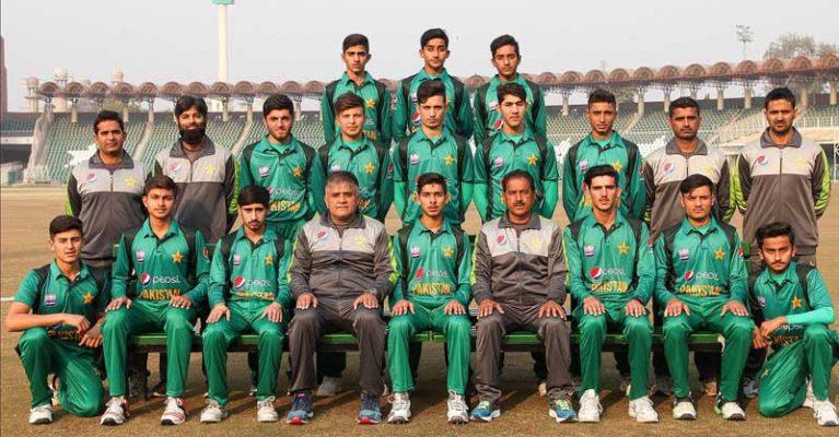 دورہ بنگلہ دیش کے لیے پاکستان انڈر 16 ٹیم کا اعلان