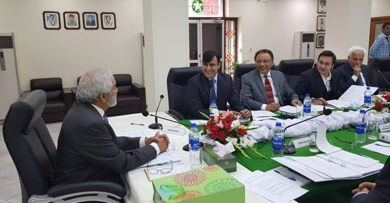 پی سی بی گورننگ بورڈ کی میٹنگ پہلی بار کوئٹہ میں