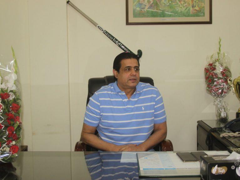 پی ایچ ایف کے نامزد سیکرٹری جنرل آصف باجوہ نے عہدے کا چارج سنبھال لیا