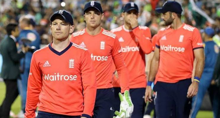 ورلڈکپ سے پہلے انگلینڈ کرکٹ ٹیم پاکستان میں