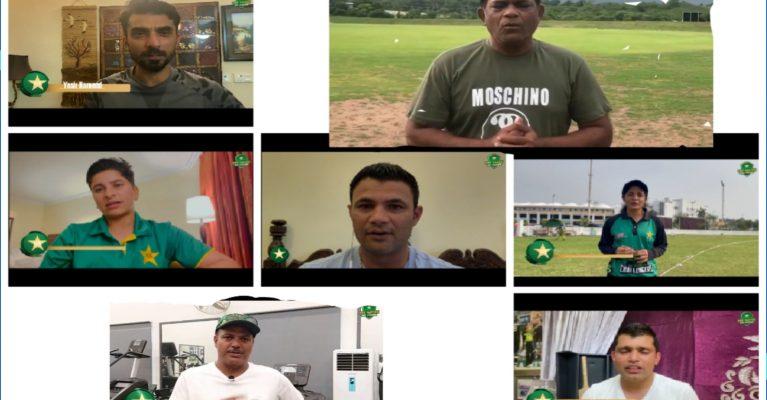 کرکٹ سٹارز کے نیوزی لینڈ کی پاکستان آمد پر مسرت بیانات